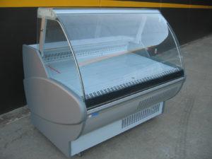 огънато стъкло за хладилна витрина